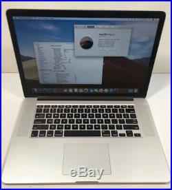 Apple Macbook Pro Retina Mid 2014 15 2.2 i7 16gb 512gb SSD