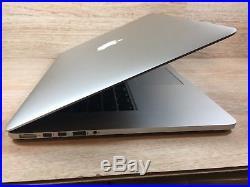 Apple Macbook Pro Retina Mid 2014 15 2.2 i7 16gb Ram 256gb SSD GREAT