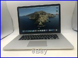 Apple Macbook Pro Retina Mid 2014 i5 Dual Core2.8GHz 16GB-2TB SSD OS Catalina