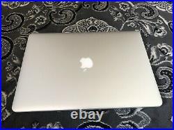 Apple Macbook Pro15 Retina Mid 2015 Core i7@ 2.5GHz 16GB-500GB SSD OS Big Sur