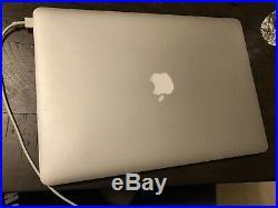 Apple Macbook pro retina 15-inch mid 2014 i7/16GB/256GB