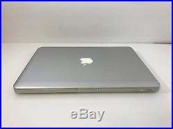 Apple Mid 2012 MacBook Pro 13 i7-3520M 2.9GHz 8GB DDR3 750GB Intel HD OS Mojave