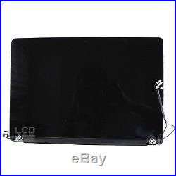 Apple Mid 2013 Mid 2014 MacBook Pro 15 A1398 Retina Full LCD Screen Assembly