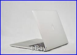 Apple Mid 2014 15 MacBook Pro Retina 2.2GHz i7/16GB/256GB Grade C MGXA2LL/A