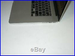 Apple Mid 2014 15 MacBook Pro Retina 2.8GHz i7/16 GB RAM/256GB MGXG2LL/A