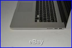 Apple Mid 2014 15 MacBook Pro Retina 2.8GHz i7/16GB MGXA2LL/A