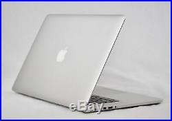 Apple Mid 2015 15 MacBook Pro Retina 2.2GHz i7/16 GB RAM/256 GB Flash/IG
