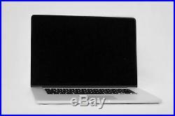 Apple Mid 2015 15 MacBook Pro Retina 2.2GHz i7/16GB/512GB Flash/IG MJLQ2LL/A