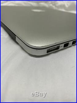 Apple Mid 2015 MacBook Pro 15 Retina 2.5GHz i7 16GB 500GB SSD GFX 2GB A1398