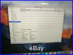 Apple Mid 2015 MacBook Pro 15 Retina i7 2.5, 16GB, 512 SSD, AMD M370X/IRIS 5200