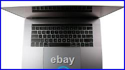 Apple Mid-2017 MacBook Pro Touch Bar 15 2.8GHz i7 1TB SSD 16GB MPTR2LL/A
