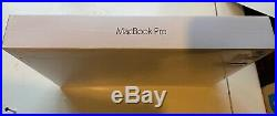 BRAND NEW Apple MacBook Pro 15.4 A1398, 2.8GHz, 16GB, 1TB, IG, mid-2015, Silver