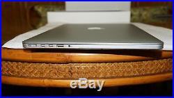 EXCELENT MacBook Pro Retina, 15-Inch, Mid 2015 2.8GHZ 16GB 500GB AMD R9