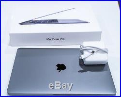 Flawless Apple MacBook Pro (13-inch Mid 2018) 2.7 GHz Intel i7 512GB 16GB withbox