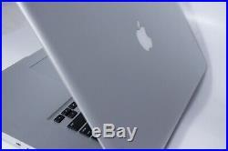 GENUINE APPLE MACBOOK PRO 17 MID 2009 CORE 2 DUO 4GB NVIDIA GEFORCE INTEL 2.8GHz
