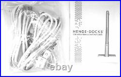 Henge Docks Vertical Docking Station for 15-in MacBook Pro Ver B Mid 2009-2012