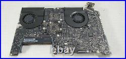 I7-3820QM 2.7GHz 820-3330-B Logic Board Macbook Pro Unibody 15 A1286 Mid 2012