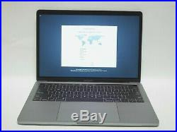 LATEST MID-2019 MACBOOK PRO 13 TOUCH BAR I5 1.4GHz 8GB 256GB MUHP2LL/A GREAT