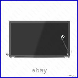 LCD Display Assembly Replacement for MacBook Pro 15 Retina A1398 mid 2015 MJLU2