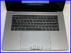 LOADED MID-2017 MACBOOK PRO 15 I7 2.8GHz 16GB 512GB RADEON 555 SPECIAL ORDER