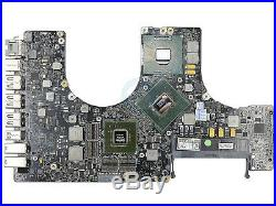 Logic Board C2D 2.8GHz 820-2610-A for MacBook Pro 17 A1297 Mid- 2009 MC226LL/A