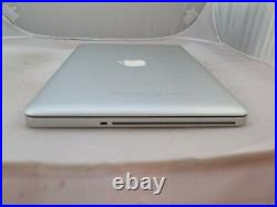 MID 2012 Apple Macbook Pro Md102ll/a I7 2.9ghz 8gb As Is No Power Repair/parts