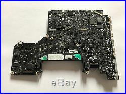 MacBook Pro 13 A1278 Mid 2012 2.5GHz i5-3210M LOGIC BOARD 820-3115-A/B