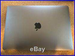 MacBook Pro 13-Inch Core i7 3.5 Touch/Mid-2017 16GB 256GB WORKS GREAT