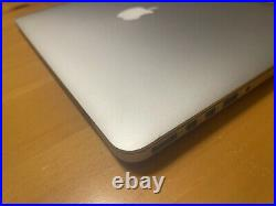 MacBook Pro 13-Inch Mid 2014 A1502 / i5 / 8GB RAM / 256GB SSD / CHARGER BUNDLE