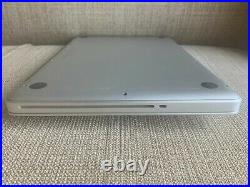 MacBook Pro 13 Mid 2012 2.5 GHz Intel Core i5 4GB 500GB HDD Good Condition