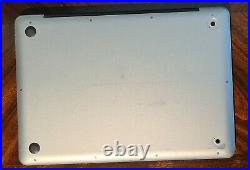 MacBook Pro 13 Mid 2012 2.9 GHz Intel Core i7 16GB RAM 480GB SSD Good Condition