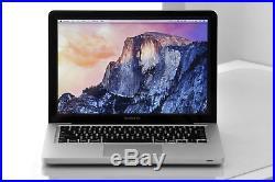 MacBook Pro (13-inch, Mid 2010)/2.4GHZ/4GB/250GB MC374LL/A