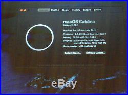 MacBook Pro 15.4 Mid 2012 Intel Core i7 2.6GHz 16GB RAM 500GB