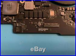 MacBook Pro 15 A1398 Mid 2015 Logic Board i7 2.2 Ghz CPU 820-00138-A Apple