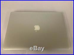 MacBook Pro 15-Inch Core i7 2.2 Mid-2015 MJLQ2LL/A UEFI LOCKED