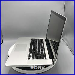 MacBook Pro 15 Mid 2012 256GB SSD 8GB 2.3GHZ READ AD