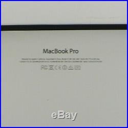 MacBook Pro 15 (Mid 2014) Intel Core i7 2.5GHz 16GB RAM 500GB SSD A1398
