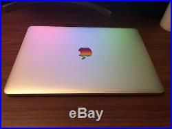 MacBook Pro 15 Mid-2015 i7 2.5GHz with M370X, 2TB SSD, 16GB, and New Battery