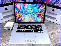 MacBook Pro 15 RETINA 2.8GHZ i7 2TB SSD MID 2015 MJLU2LL/A 16GB R9 M370X
