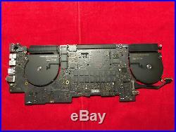 MacBook Pro 15 Retina A1398 Mid 2014 i7 2.5GHz 16GB 2GB Logic Board 820-3787-A