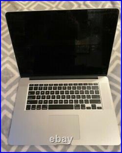 MacBook Pro 15 Retina (Mid'14) 2.5GHz Core i7 16GB 512GB SSD
