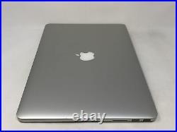 MacBook Pro 15 Retina Mid 2014 2.8GHz i7 16GB 1TB SSD Good Condition
