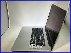 MacBook Pro 15 Retina Mid 2014 MGXC2LL/A 2.5GHz i7 16GB 256GB Good - Key Wear