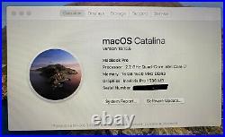 MacBook Pro 15 Retina Mid 2015 2.2 GHz i7 16GB 512GB SSD Excellent condition