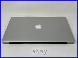 MacBook Pro 15 Retina Mid 2015 2.2GHz i7 16GB 256GB SSD Excellent Condition