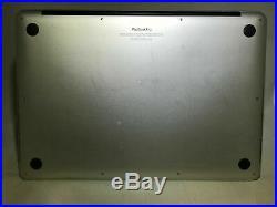 MacBook Pro 15 Retina Mid 2015 2.8 GHz Intel Core i7 16GB 512GB Fair Condition