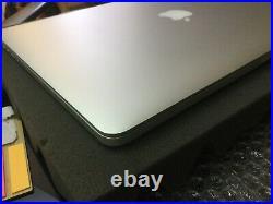 MacBook Pro 15 Retina Mid 2015 2.8GHz Intel Core i7 16GB 500 SSD, Dual Graphic
