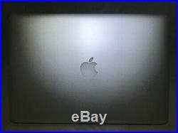MacBook Pro 15 Retina Mid 2015 MJLQ2LL/A 2.2GHz i7 16GB 256GB Fair Condition