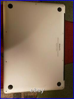 MacBook Pro (15-inch, Mid 2012)15.4 Laptop Intel i7 8gig Ram 256gig SSD