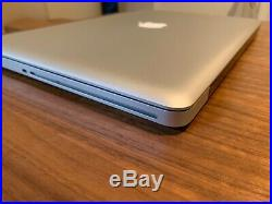 MacBook Pro (15-inch, Mid 2012) Apple Laptop with 1TB SSD, i7, 4GB RAM, 2.3GHz